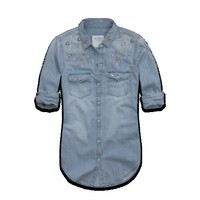 Caily Denim Shirt