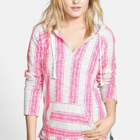 Junior Women's Billabong 'Pacific Please' French Terry Hoodie,