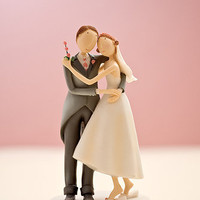 Bridal Snob  Wedding Cake Topper (by ? Fi20100)