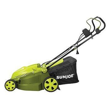"""Electric Lawn Mower 16"""" 12 Amp"""