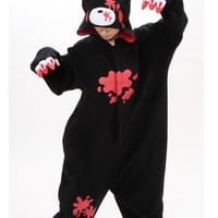 Gloomy Bear Pajamas Anime Cosplay Costume Unisex Adult Onesuit Sleepwear