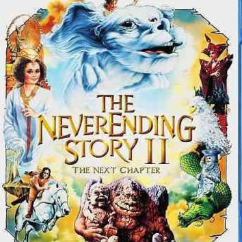 NEVERENDING STORY II:NEXT CHAPTER