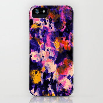 Wild Soul iPhone Case by Amy Sia | Society6