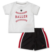Boys' Toddler Nike Baller Shorts Set