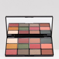 NYX Professional Make Up In Your Elements Eye Palettes - Earth at asos.com