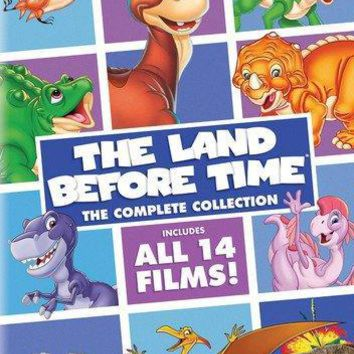 The Land Before Time Complete Collection on DVD