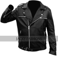 The Walking Dead Negan Scout Jeffrey Dean Morgan Jacket - Available in All Sizes