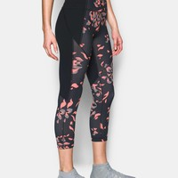 Women's UA Mirror Printed Crop | Under Armour US