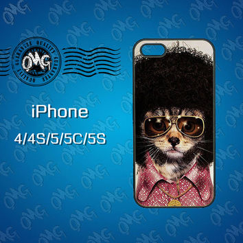 iphone 5s case , iphone 5c case , iphone 5 case , iphone 4s case , iphone 4 case , iphone case , iphone cover , Glasses Cats