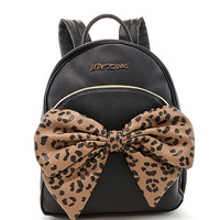 Betsey Johnson Bow Tails Backpack | Dillards
