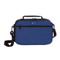 Laptop Lunches Bento-ware Insulated Lunch Tote, Blue (C612w-blue)