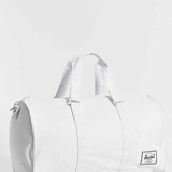 Herschel Supply Co. Novel Mono Weekender Duffel- White One