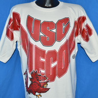 90s USC Gamecocks College Football t-shirt Large