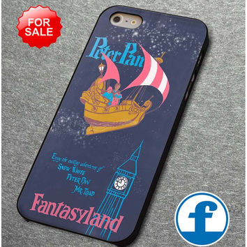 Disney Peter Pan Flight  for iphone, ipod, samsung galaxy, HTC and Nexus PHONE CASE