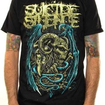 Suicide Silence T-Shirt - Holy Sinner