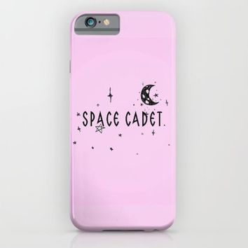 Space Cadet iPhone & iPod Case by DuckyB (Brandi)