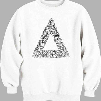 BASTILLE Logo typo Sweater for Mens Sweater and Womens Sweater *