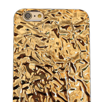Gold Crystalline Case for iPhone 6 / 6s