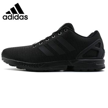Original New Arrival 2018 Adidas Originals ZX FLUX Unisex  Skateboarding Shoes Sneakers