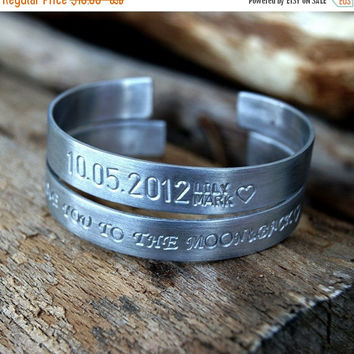20 sale 20% bangle personalized bracelet, friendship, gift, weddings, cuff, men