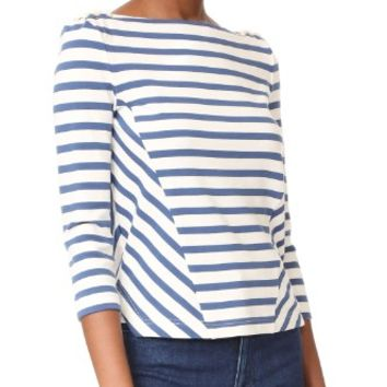 Lincoln Boat Neck Top