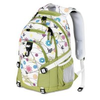 High Sierra 2015-Cubic Inches Loop Daypack (Birds on a Wire,Leaf Green): Amazon.com: Sports & Outdoors