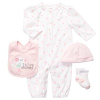 4-piece Little Layette Set