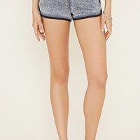 Heathered Dolphin Shorts | Forever 21 - 2000160467