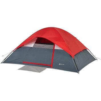 Ozark Trail 4-Person Dome Tent with Integrated E-Port
