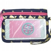 Simply Southern Phone Wristlet-Whale
