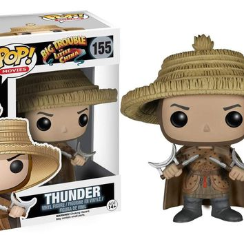 Big Trouble in Little China Thunder Pop! Vinyl Figure #155
