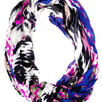 Colorful Winds Infinity Scarf