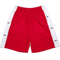 Sigma Phi Epsilon Shorts in Red by Krass & Co. - FINAL SALE