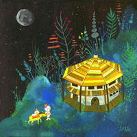 Moon Sanctuary Limited Edition Print
