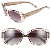Women's Polaroid Eyewear 'Basic' 56mm Polarized Sunglasses