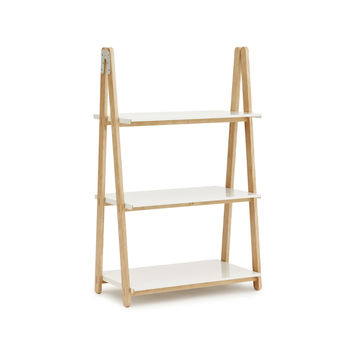 Climbing to the Top Small Bookcase