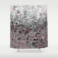 ::  Zinfandel Compote :: Shower Curtain by :: GaleStorm Artworks ::