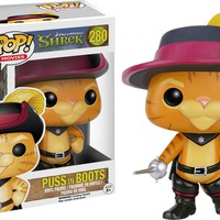 Shrek | Puss In Boots POP! VINYL
