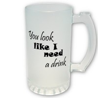 Funny beer mugs drinking humor joke gift ideas from Zazzle.com