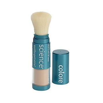 Colorescience - Sunforgettable Brush (SPF 30) - Perfectly Clear Sparkle (Medium Shimmer)