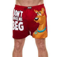 Scooby Doo Lipstick Kiss Men's Boxer Shorts