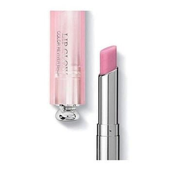 Christian Dior Lip Glow Dior Addict Color Awakening Lip Balm, 005 Lilac, 0.12 Ounce