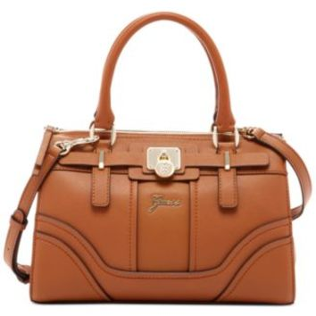 GUESS Huntley Cali Satchel | macys.com