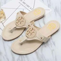 Tory Burch  slippers Casual Fashion Women Sandal Slipper Shoes H-LLBPFSH