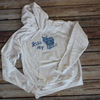 Kiss My @SS Hoodie - Multiple Colors Available