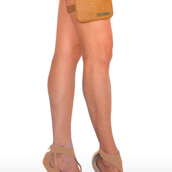 Valentines Day Gift - NEW! Bohemia Smarter Garter (Garter Purse / Thigh Bag / Thigh Purse / Purse / Boot Pocket / Yoga Mat Pocket)