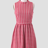 Heart Of The City Textured Dress