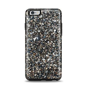 The Small Dark Pebbles Apple iPhone 6 Plus Otterbox Symmetry Case Skin Set