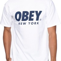 Obey New York Capsule T-Shirt