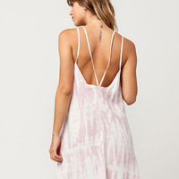 MIMI CHICA Tie Dye Slip Dress | Short Dresses